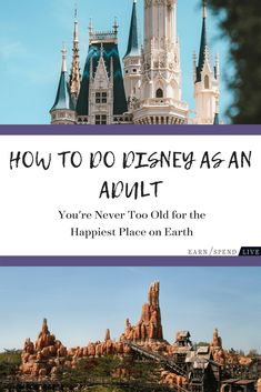 How to Do Disney as An Adult Yes, Disney is a family destination, but it's still a great place to visit—even if you aren't traveling with anyone under the age of Hobbies For Adults, Hobbies For Women, Places To Travel, Places To Visit, Family Destinations, Disney World Trip, Travel Goals, Solo Travel, Vacation Spots