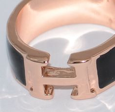 hermes style ring by KubiDesign on Etsy