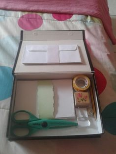 Stationary box