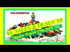 LEGO on sale at Toys R Us Canada starting March 11 until Mar 17th 2016