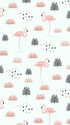 genthiii, this wallpaper is beautiful. the fashion now of flamingos that is the face of summer - - Tumblr Wallpaper, Wallpapers Tumblr, Iphone Background Wallpaper, Pretty Wallpapers, Aesthetic Iphone Wallpaper, Screen Wallpaper, Iphone Wallpapers, Aesthetic Wallpapers, Flamingo Wallpaper
