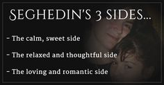 What are your 3 sides? Find out!