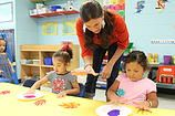 Extended Care gives children extra learning opportunities