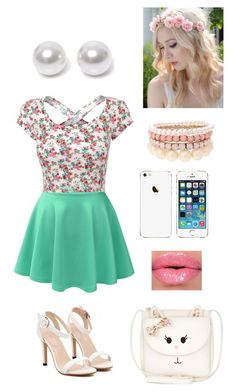 """""""Spring Fever"""" by jada-copeland ❤ liked on Polyvore"""