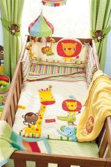 Next Jungle Brights Bed In A Bag Set