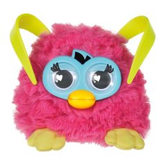 Furby Party Rockers Creature - Plush Hub