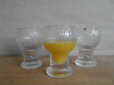 Vintage Iittala KEKKERIT 3 wine glasses / by littledanishmood, kr300.00
