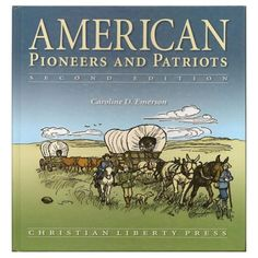 Christian Liberty US History is a Christian-based curriculum that can be used from Kindergarten through grade. Find out more about this textbook-based curriculum at Rainbow Resource Center. Us History, History Books, American History, Christian Liberty Press, Rainbow Resource, Grade 3, Third Grade, Read Aloud, Emerson