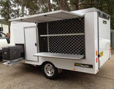 Pro Alloy Trailers - Australian Made Trailers Built To Order Jet Ski Trailer, Dog Trailer, Trailer Build, Camper Trailers, Aluminum Boat Trailers, Truck Canopy, Camper Life, Karting, Glamping