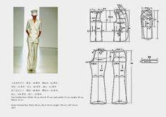 Chinese method of pattern making- Fashion 2006-2007 - SSvetLanaV - Веб-альбомы Picasa
