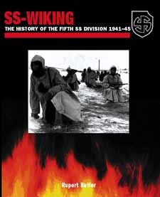 """""""SS: Wiking"""" by Rupert Butler, Amber Books, is an in-depth examination of the fifth Waffen-SS unit to be formed, detailing the unit's background, organisation, equipment, and combat record. Approximately 75 per cent of the division's strength were non-German nationals, all of them volunteers from occupied countries like Belgium, Holland, France, Denmark, and Norway."""