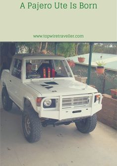 What to do with a 2 door Ralliart Pajero body, Range Rover chassis, Dakar-built motor & hand-built Holinger gearbox? Build a cross-country racer of course! #Pajero #OffRoadRacing #TopWireTraveller #ForestRally Road Race Car, Off Road Racing, 4x4 Off Road, Pajero Off Road, Trophy Truck, Inflatable Kayak, Mitsubishi Pajero, Expedition Vehicle, Roll Cage