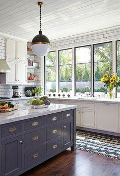 Kitchen Renovation Planning (Help!) - Emily A. Clark Classic Kitchen, Timeless Kitchen, New Kitchen, Kitchen Decor, Kitchen White, Kitchen Ideas, Kitchen Layout, Kitchen Designs, Kitchen Wood