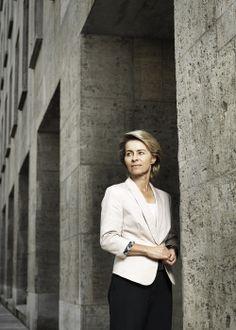 Ursula von der Leyen 2012