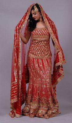 Indian dresses | Indian Wedding Dresses-9