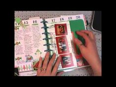 Happy Planner as a Smashbook Journal