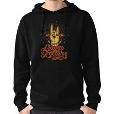 League of Letters Hoodie (Pullover)