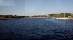 Lago onde caminho