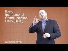 Kindergarten Readiness for Deaf Children in American Sign Language - YouTube