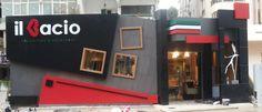 il Bacio italian Cafe & Restaurant Cairo, Egypt Design & finishing By :  Remal Architects Architect. Adnan Elmaleh