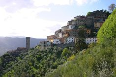Svizzera Pesciatina - Pescia - Cicloturimo Toscana   Tuscany Bike Experience
