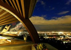 John Lautner - Hollywood, CA