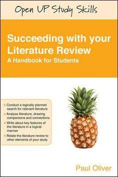Social work dissertation literature review
