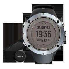 Suunto Ambit3 Peak Sapphire HR Herzfrequenzuhr Navigationsuhr SS020673000