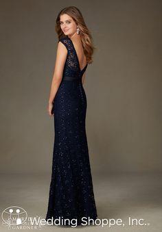 Mori Lee Bridesmaid Dress 121