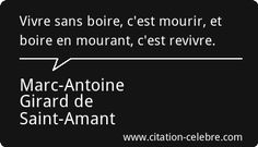 Citation Vivre, Boir