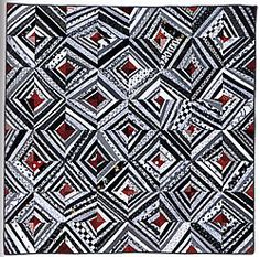 Black & White Quilts by Design    Author: Kay M. Capps Cross