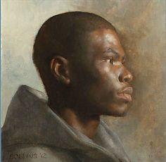 Jacob Collins: A Nigerian Portrait