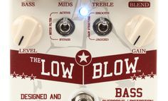 #BassMusicianMag Review – Wampler Low Blow Bass Pedal @BassMusicianMag