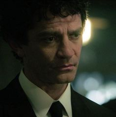 James Frain as Rutledge Season 1 of Sleepy Hollow, Episode 6 - The Sin Eater