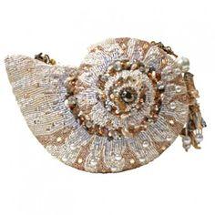 NEW! - Nautilus Mary Frances Handbag $308.00