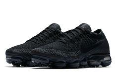 "Nike Is Bringing Back the Air VaporMax ""Triple Black"""
