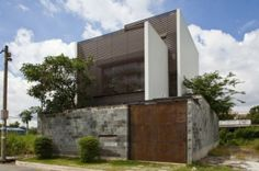 House, Ho Chi Min City in Vietnam by a21studio