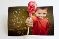 How To Photograph A Fun Valentine's Card