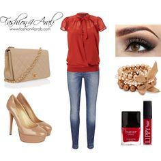 """""""Fashion4Arab"""" by fashion4arab on Polyvore"""