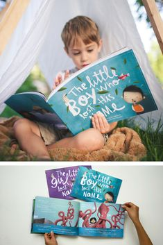 Lost My Name - A beautiful, personalized storybook based on the letters of a child's name