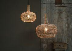 Beru Rattan Lampshade - Conical