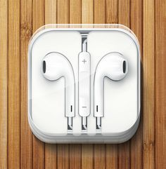 iPhone 5 Earpods with Remote and Mic - Save 57% Just $12.95