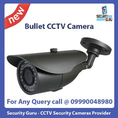 Get best quality bullet style CCTV security cameras with security guru - CCTV Security Cameras Systems and Wireless Camera Service Provider Cctv Security Cameras, Security Camera System, Wireless Camera, Bullet Camera, Style, Swag, Stylus