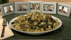 Michael Symon's Orecchiette with Sausage & Swiss Chard Recipe | The Chew - ABC.com