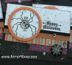 Artsy Margi : Day #6 Steampunk Spider