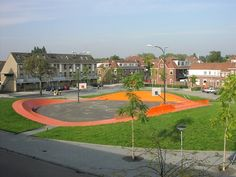 Public space in the city: Nicolaas Beetsplein of NL Architects - Livegreen Blog
