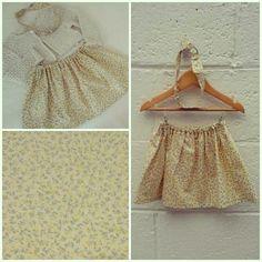 Spring @linzy_o #childrenswear #toocute #handmade #prettylittledresses #Spring