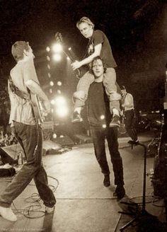 Mike, Eddie & Stone