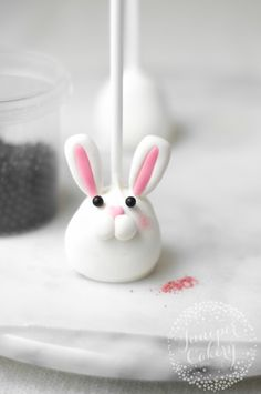 How to Make Bunny Easter Cake Pops Step by Step
