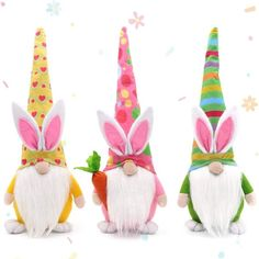Kids Party Decorations, Easter Bunny Decorations, Easter Decor, Easter Garland, Rose Garland, Easter Ideas, Easter Crafts, Flower Decorations, Doll Home